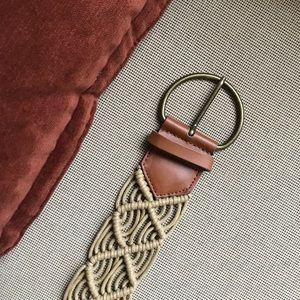 Accessories - Macrame Belt